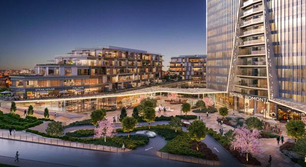 Tahincioğlu 2 nitelikli projesiyle Dubai Cityscape'te yerini aldı