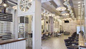 Sanatsal dokunuşlar ile sıradışı kuaför salonları