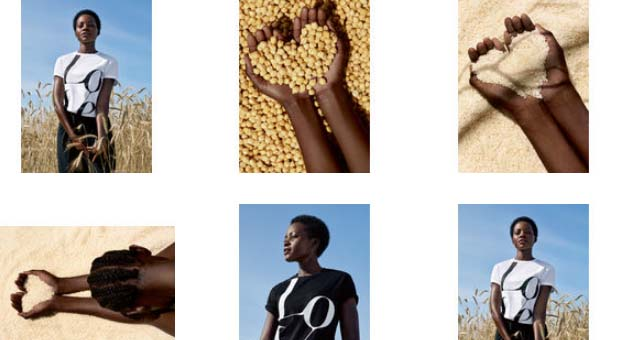 Michael Kors Watch Hunger Stop kampanyasına Lupita Nyong'o katıldı