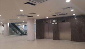 thyssenkrupp Asansör İstanbul Okmeydanı Şehir Hastanesi'ne 23 yeni asansör ve 6 yürüyen merdiven kurulumunu gerçekleştirdi