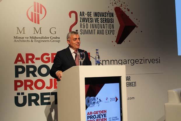 """Türkiye'nin ilk """"Füze için Safir Kubbe üretim teknolojisi"""""""