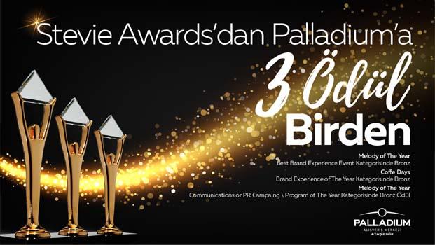 Palladium Ataşehir ödüle doymuyor
