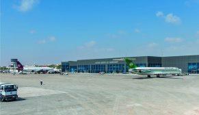 Somali Mogadisu Havalimanı Kompleksi Permolit Boya ile renkleniyor