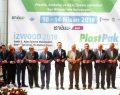 PLASTPAK ve İZWOOD 2018 Fuarları kapılarını açtı