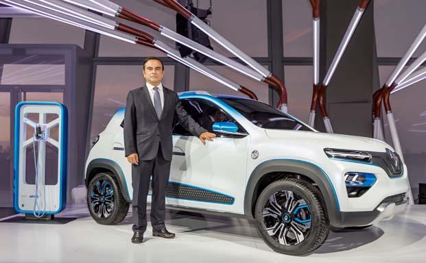 Renault Grubu ulaşılabilir yeni elektrikli araçlarını tanıtıyor ve geleceğin mobilite vizyonunu paylaşıyor