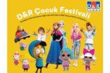 D&R Çocuk Festivali ile minikler büyülü bir dünyaya adım atıyor!