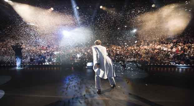 Sıla'dan Harbiye'de muhteşem final