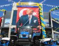 Nazıroğlu Traktör 3S Plazası'nı Manisa Salihli'de hizmete açtı