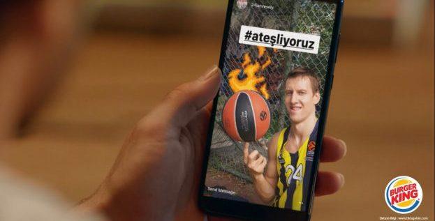 EuroLeague'i Burger King ateşi sardı