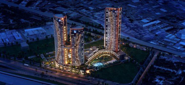 İzmir Körfezi'nin karşısına 850 milyon TL yatırımla Folkart Vega geliyor