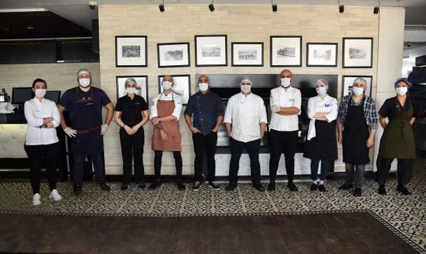 UNESCO korona ile mücadelede Kadıköy Belediyesi'nin dayanışma mutfağını örnek gösterdi