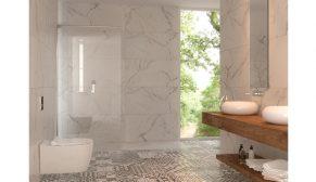 Banyolarda zamansız güzellik
