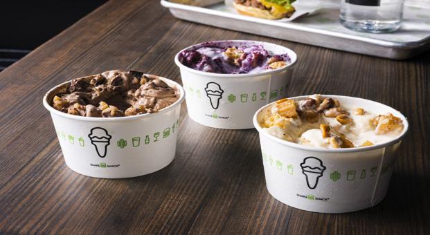 Yaz sıcağında en özel lezzet dondurmanın Shake Shack hali; Custard ve Concrete