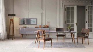 Eskimeyen bir stilin, zamansız temsilcisi; Soho Yemek Odası