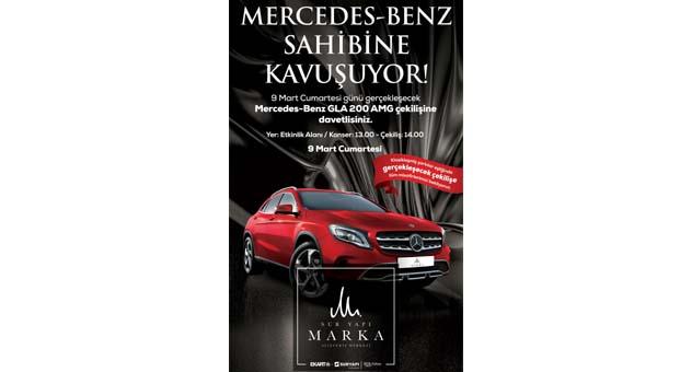 Sur Yapı Marka AVM'de Mercedes Benz sahibine kavuşuyor