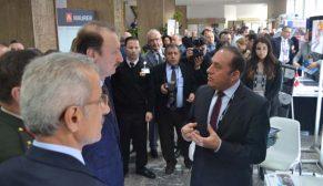 Türkiye Çimento Müstahsilleri Birliği (TÇMB) Karayolu 4. Ulusal Kongresi ve Sergisi'nde yer aldı