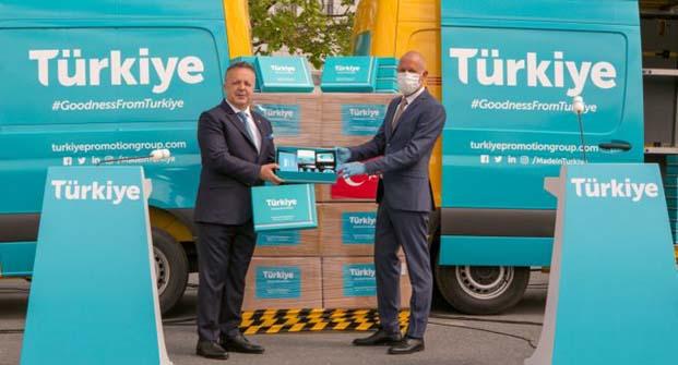 'Made in Türkiye' Dünyaya iyilik yayacak