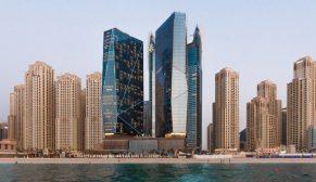 Dubai'de Tabanlıoğlu Mimarlık imzası: Crystal Towers