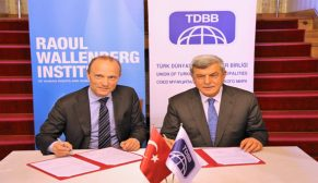 TDBB ile RWI arasında 'İnsani Kentler Projesi' İşbirliği Protokolü imzalandı