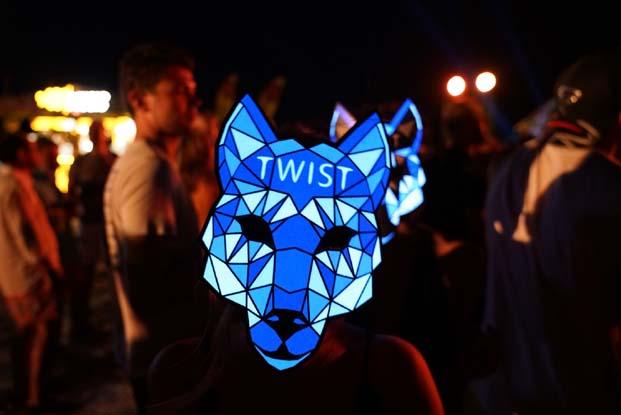 TWIST, Chill Out Festival Çeşme'de festival severlerle buluştu