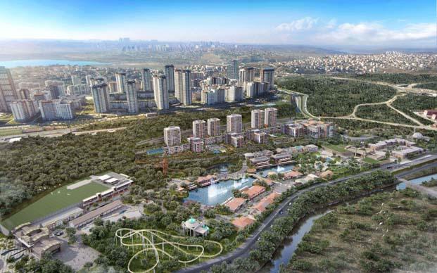 Tema İstanbul Bahçe'de yaşam başladı