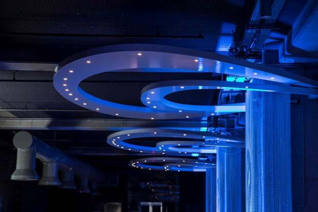 Mimaristudio'dan: Volkswagen Arena Turkcell Platinum Lounge