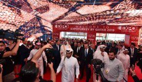 """Körfezin büyük buluşması""""Turkey Expo by Qatar"""" için geri sayım başladı"""