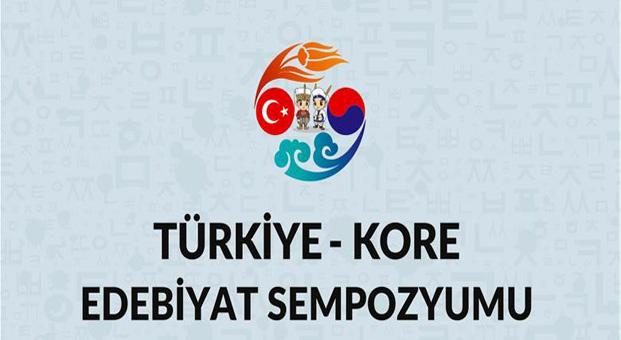 Türk ve Kore Edebiyatı İstanbul'da konuşulacak