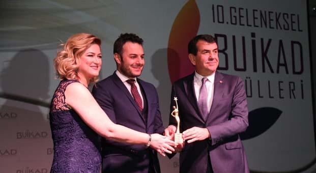 UEDAŞ'a BUİKAD'tan kadına yönelik farkındalık ödülü