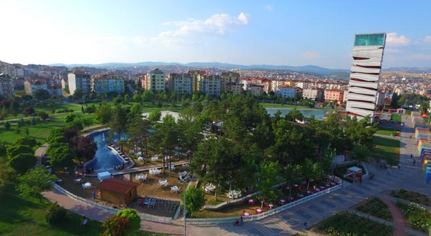 Uşak'ın çehresi değişiyor
