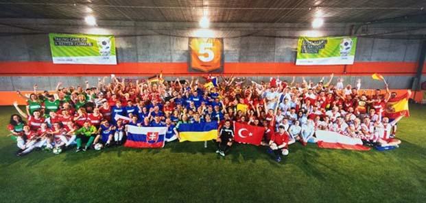 Vaillant Group Türkiye Dünya Şampiyonası'dan kupayla döndü