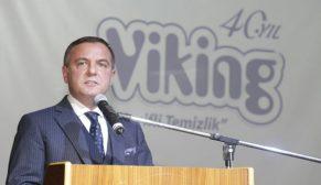Sektörün global oyuncusu Viking Temizlik, 40. yılını kutladı