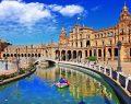 Endülüs ve İspanya'nın tarihi sokaklarını bir de hazan mevsiminde gezin