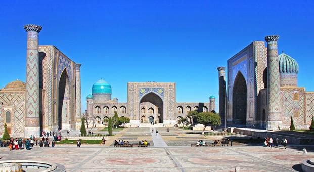 Özbekistan'da tanıdık bir kültür keşfi…