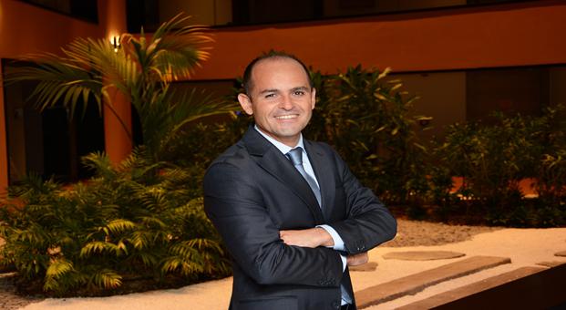 Crowne Plaza Florya Yeni Genel Müdürü; VOLKAN ÖZTÜRKLER