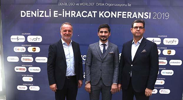 Dünya E-Ticaret Forumu-WORLDEF ile Denizli E-İhracat'ta DA MARKALAŞIYOR