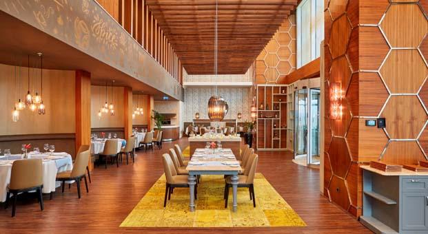 Carême Restoran sizi lezzet şölenine davet ediyor