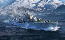 World of Warships Avrupalı muhripleri ile tam yol ileri
