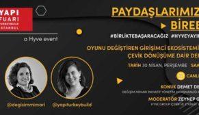 """""""Oyunu Değiştiren Girişimci Ekosisteminden Çevik Dönüşüme Dair Dersler""""i Demet Demirer anlatıyor"""