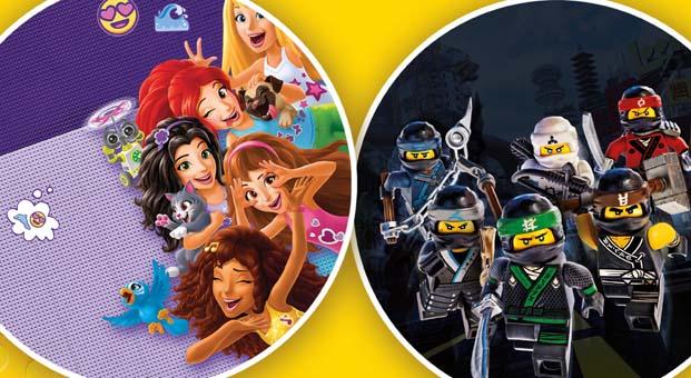 Çocuklar hafta sonu Zorlu Center'da LEGO Etkinliği'nde buluşacak: 17-19 Kasım
