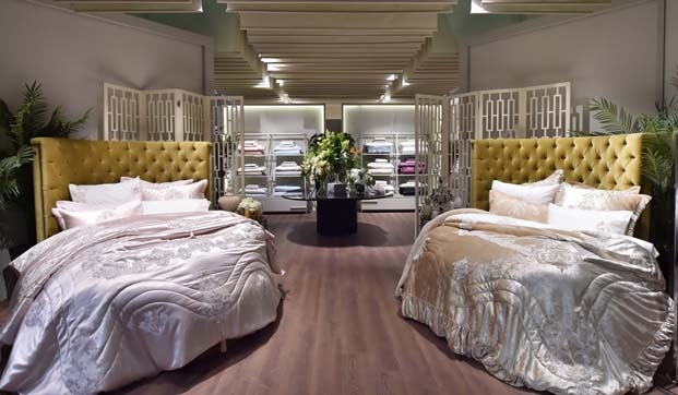 Zorlu Tekstil Münih'te showroom açtı