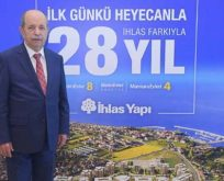 Zeki Celep: Yeni dönemin ülkemize ve milletimize hayırlı olmasını Cenabı haktan dileriz