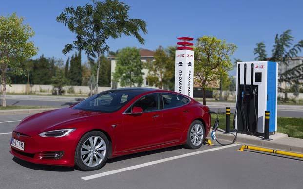 Zorlu Enerji elektrikli araba şarj istasyonu sayısını arttırıyor