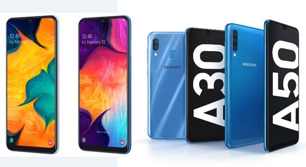 YeniGalaxy A50 ve Galaxy A30'un kampanyalı ön satışı başladı