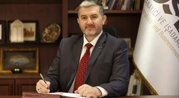 MÜSİAD Genel Başkanı Kaan: Enflasyonla mücadelede hükümetimizin sonuna kadar yanındayız