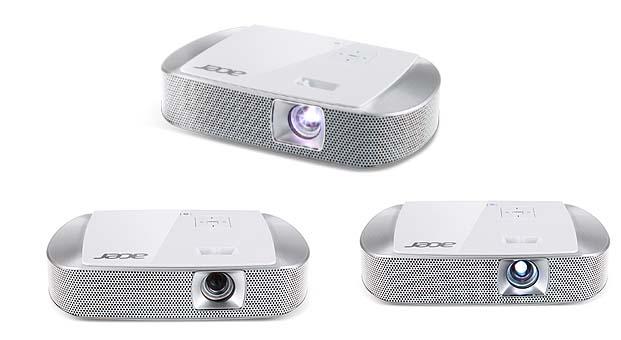 Yeni Acer K137i taşınabilir LED projektörle eğlence ve iş istediğiniz zaman yanınızda