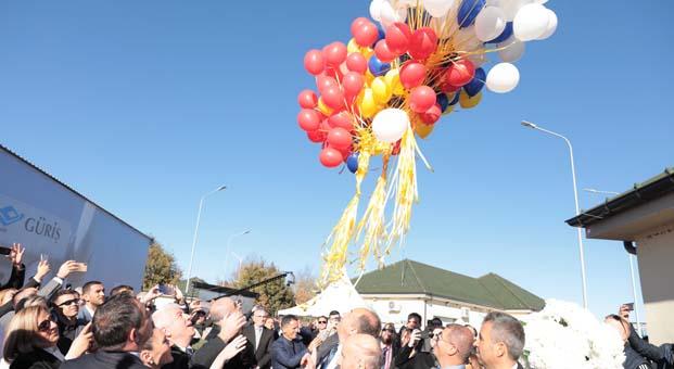 GÜRİŞ Kosova'nın ilk RES'ini devreye aldı