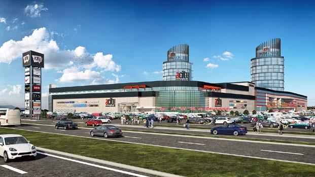 ECE Türkiye ve A1 Grup ACity'i 60 milyon dolarlık yatırımla büyütüyor