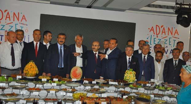 Adana mutfağı 'Gelenekselin Gücü Adına' diyor