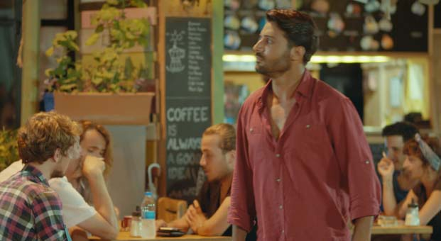 Ünlü Arap yıldızı 'Adı Aşk' heyecanı sardı